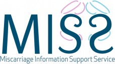 MISS Miscarriage Information Support Service Logo
